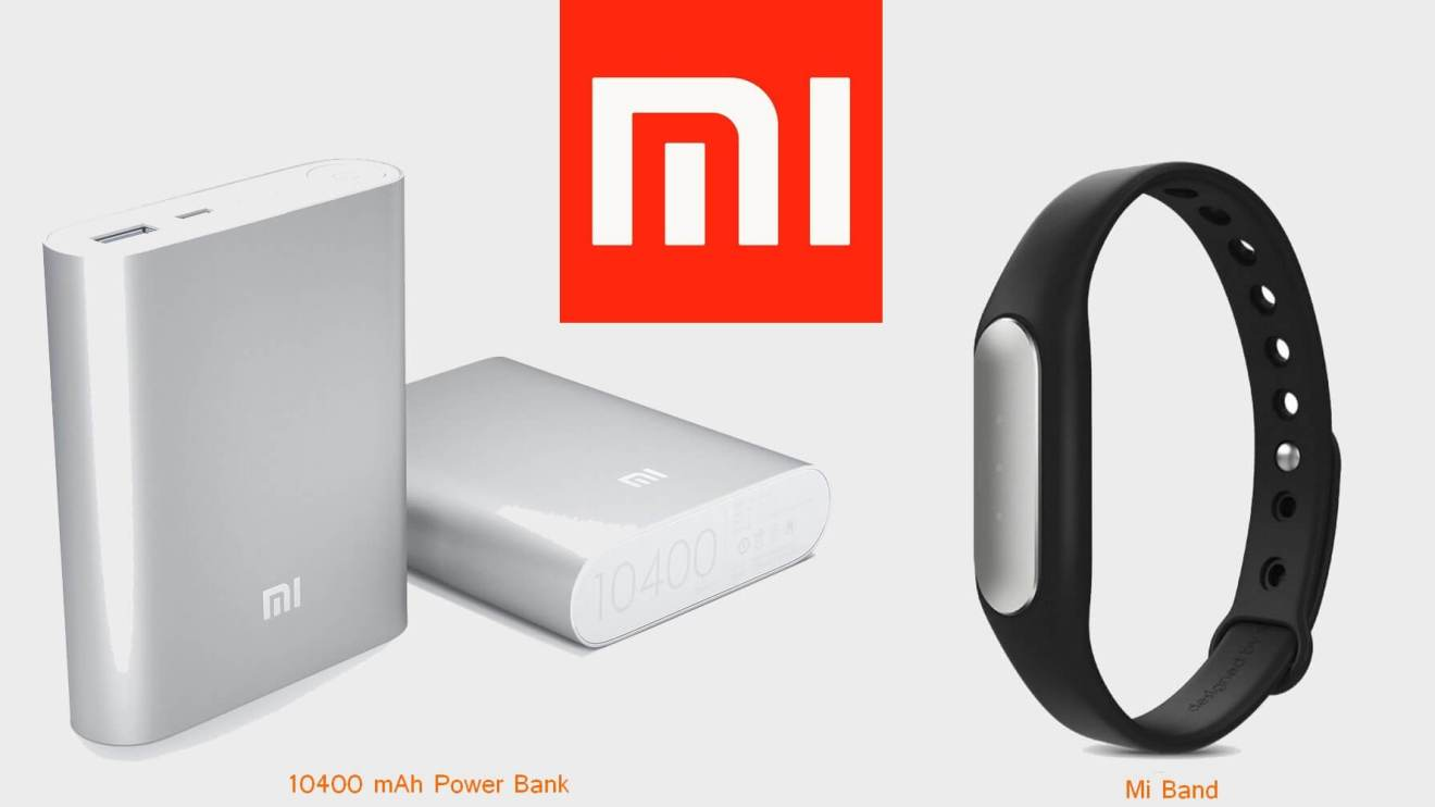 Smartband e Power bank são outras novidades trazidas pela Xiaomi para o Brasil 4