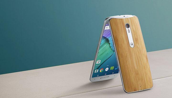 Motorola anuncia novos Moto X Style e Moto X Play 6