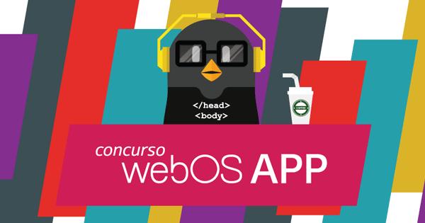 concurso LG webOS Brasil