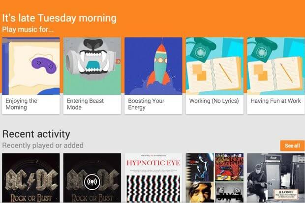 google play music songza 100526110 primary idge  - Google Play Música ganha playlists curadas por críticos musicais