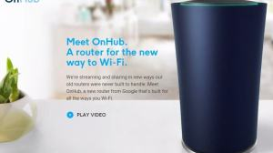 OneHub Google roteador