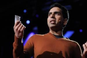 smt khan capa - TED Talks: A educação audiovisual, por Salman Khan