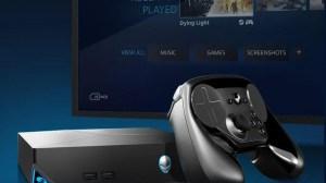 SteamOS na Alienware Steam Machine