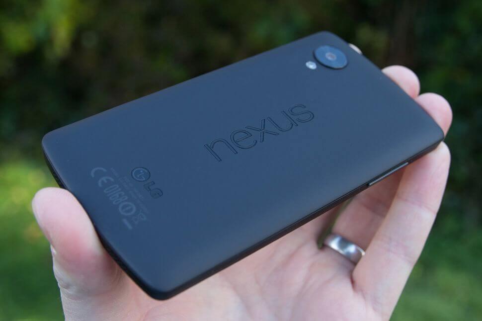 smt newnexus p1 - Novo Nexus 5 da LG deve ter sensor de impressão digital traseiro