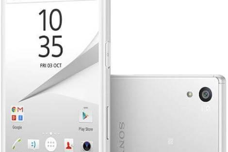 sony z5 - Sony lança Xperia Z5, Z5 Compact e Z5 Premium com tela 4K