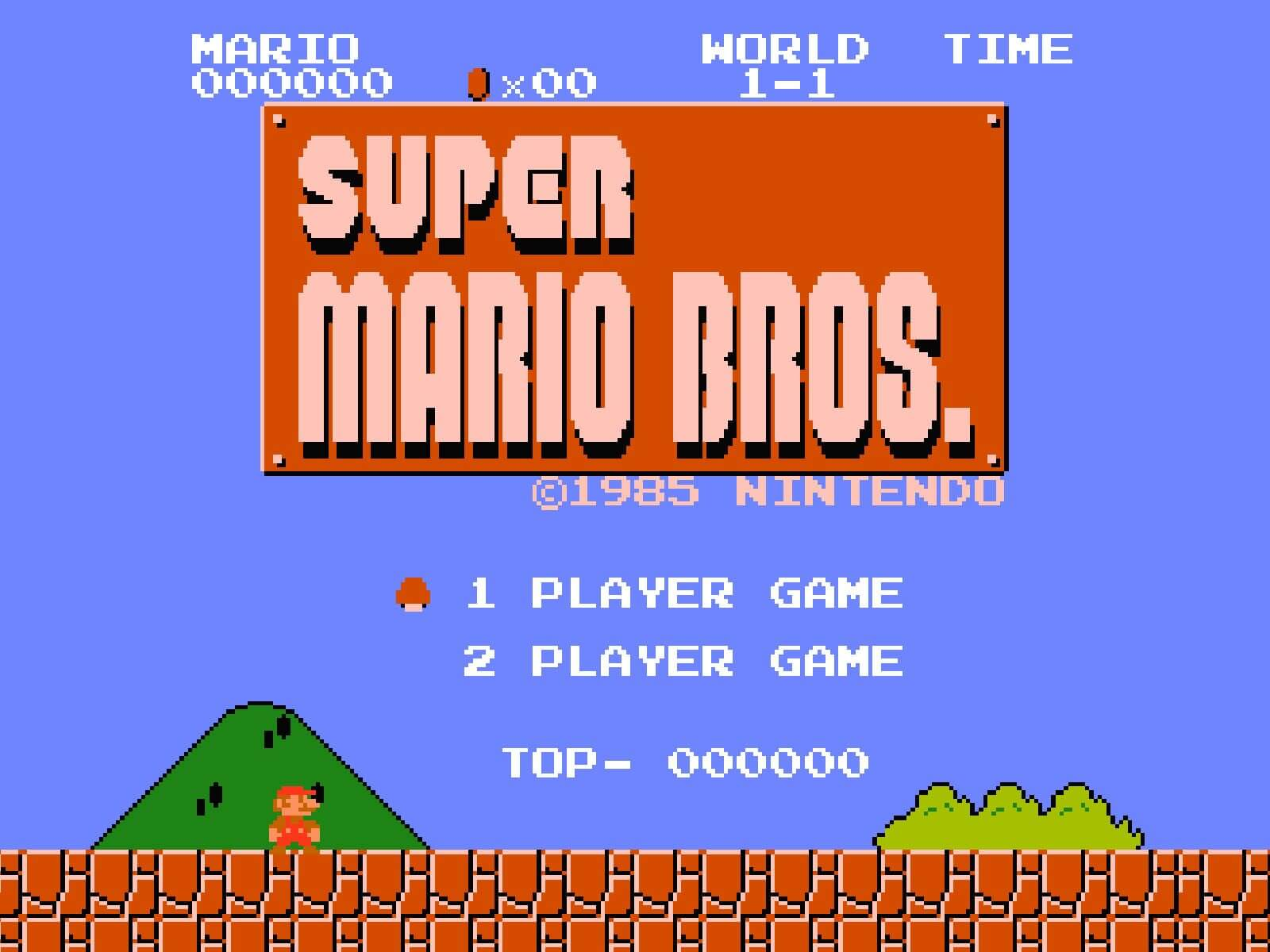 super mario bros - Google e Microsoft comemoram aniversário de 30 anos de Super Mario Bros com easter eggs