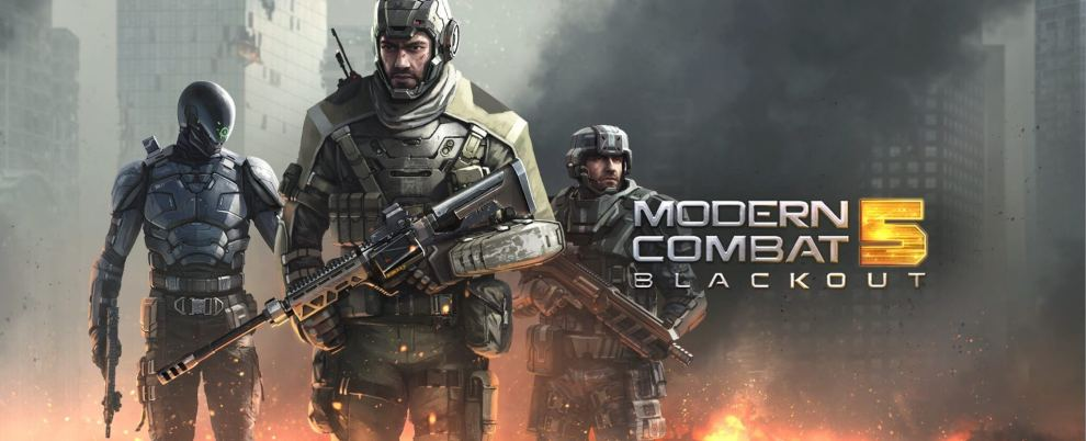 moderncombat5 blackout - Game Review: Modern Combat 5 (iOS/Android)