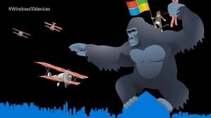 Evento da Microsoft #Windows10devices