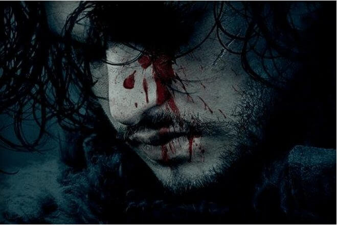 game of thrones jon snow twitter HBO