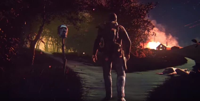 Fork in the Road: um conto de The Walking Dead 4