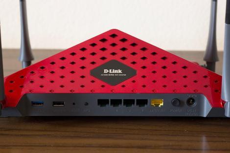 roteador 0002 d link ac3200 ultra dir 890 6 - Review D-Link AC3200 Ultra (DIR-890L)