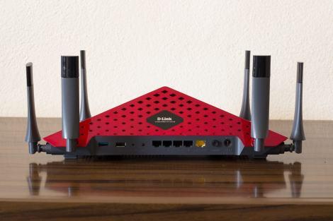 roteador 0004 d link ac3200 ultra dir 890 4 - Review D-Link AC3200 Ultra (DIR-890L)