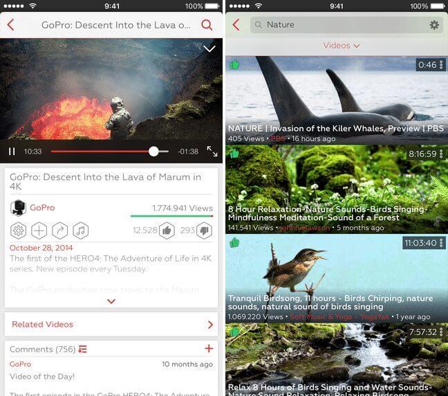 screen protube ios - TOP APPS: 5 indicações de aplicativos para iOS - 07/11/2015