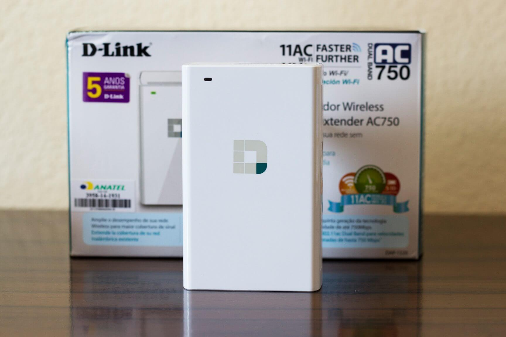 adaptador 0003 d link dap 1520 2 - Review D-Link DAP-1520 - Repetidor Wireless Dual Band