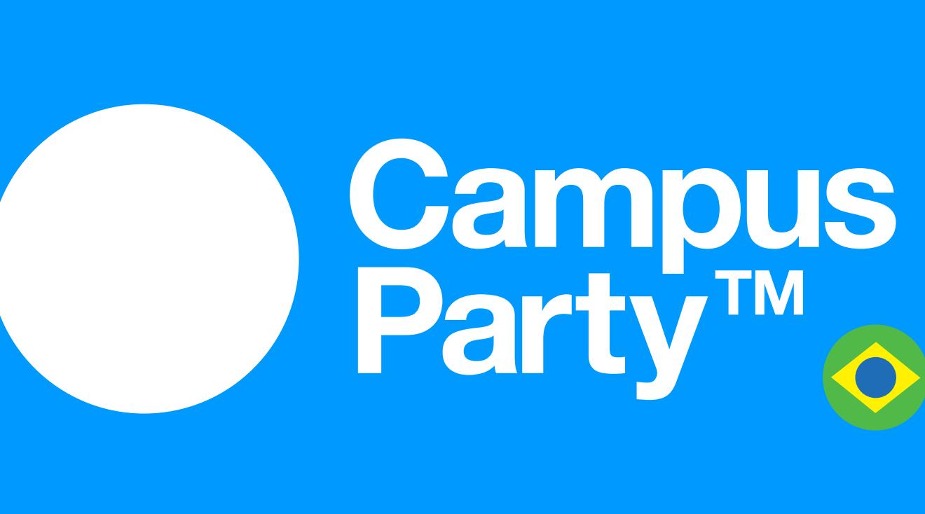 campus party brasil 2014 logo - Credenciamento de imprensa está aberto na Campus Party