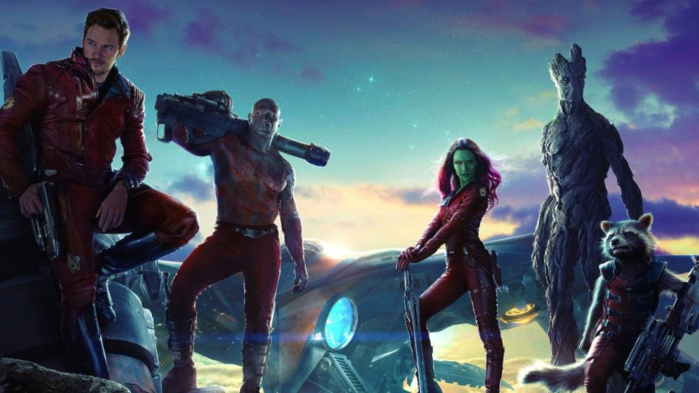 Guardiões da Galáxia 2 terá um dos personagens mais estranhos da Marvel 5