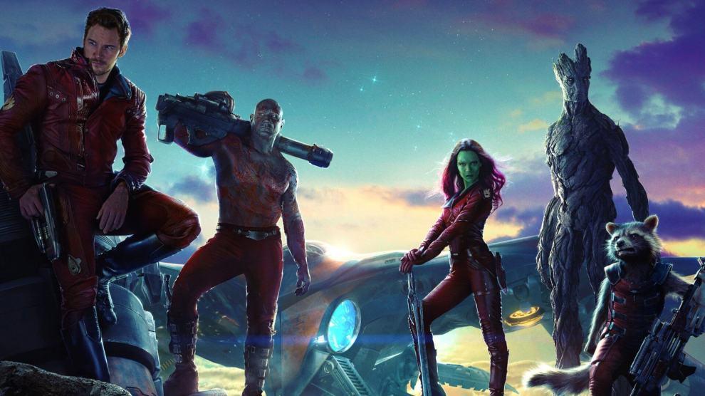 Guardiões da Galáxia 2 terá um dos personagens mais estranhos da Marvel 8