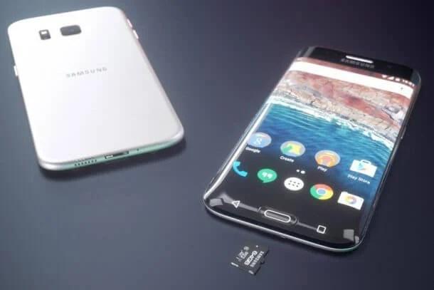 Galaxy S7 da Samsung ganha arte conceito incrível 5
