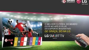 Gol de placa: Parceria entre LG e Esporte interativo trará a final Liga dos Campeões da UEFA em 4K 8