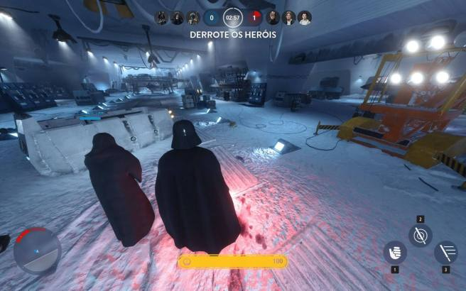 starwarsbattlefront modos multiplayer herois viloes game 2 - Game Review: Star Wars Battlefront