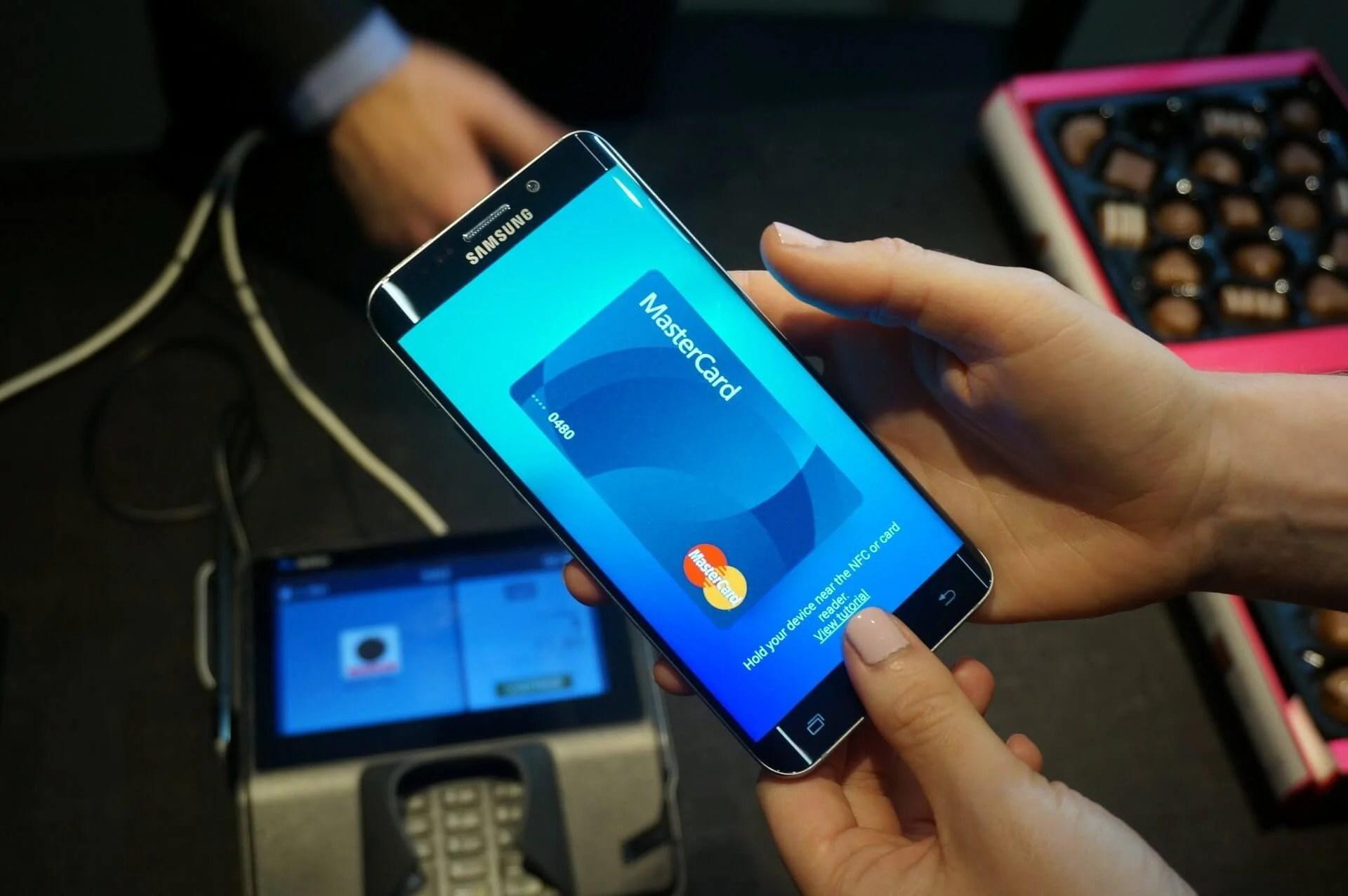 smt samsungpay p3 - Samsung Pay está disponível no Brasil