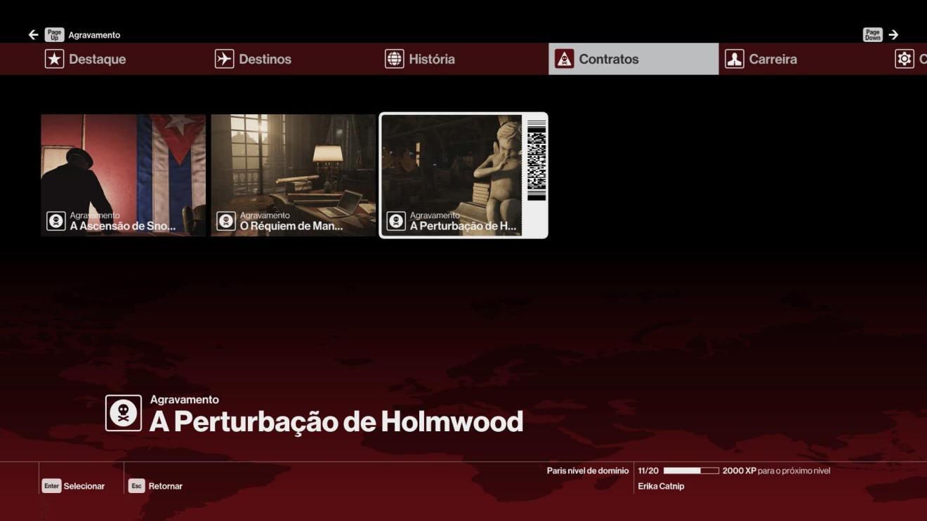 Game Review: Hitman - Episódio 1: Paris 13