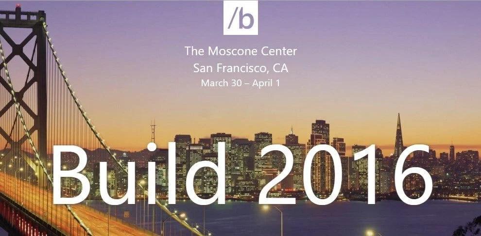 Ao Vivo: Acompanhe o Build 2016 da Microsoft 6