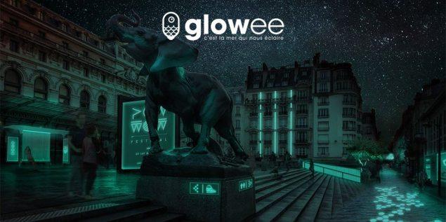 glowee 1 - Startup francesa ilumina ruas e fachadas sem gastar energia elétrica usando bactérias