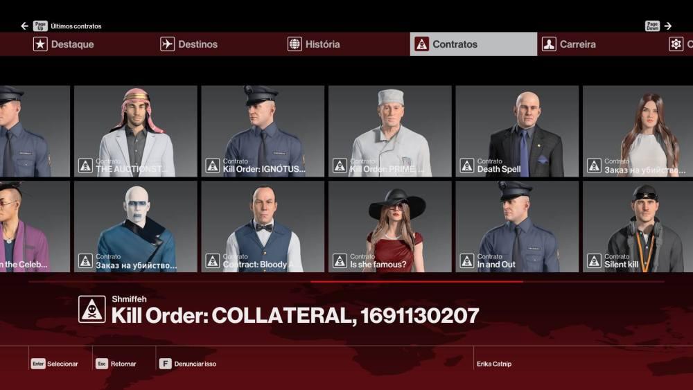 hitman contratos - Game Review: Hitman - Episódio 1: Paris