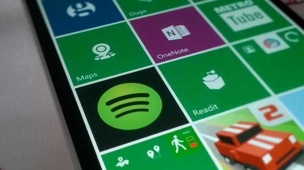 Spotify não irá mais atualizar o aplicativo para Windows Phone (Atualizado) 8