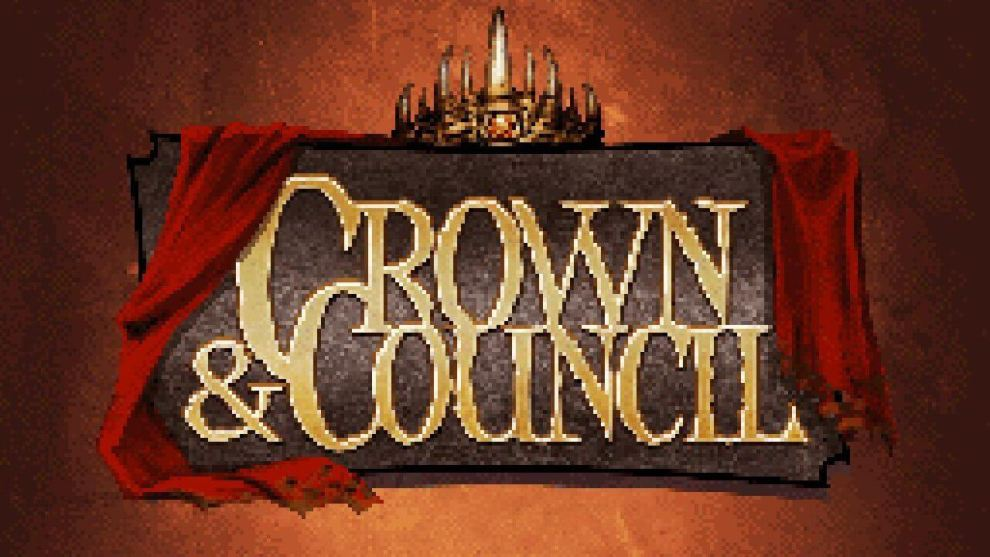 "crown and council - Conheça ""Crown & Council"", game de estratégia do estúdio criador de ""Minecraft"""