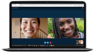 skype video calling on microsoft edge1 - Skype para Web dispensa plugins na hora de fazer chamadas