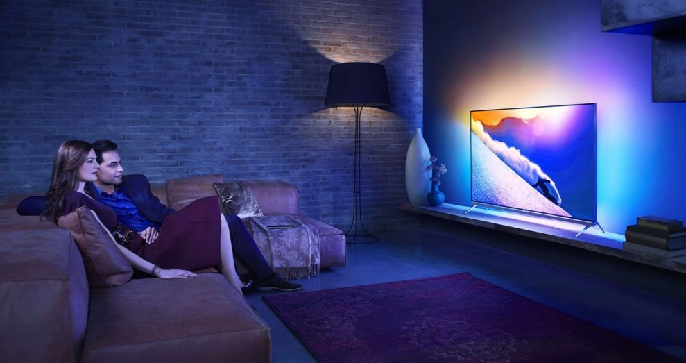 smt philipsandroidtv p5 - As 10 Smart TVs mais buscadas pelos brasileiros em julho