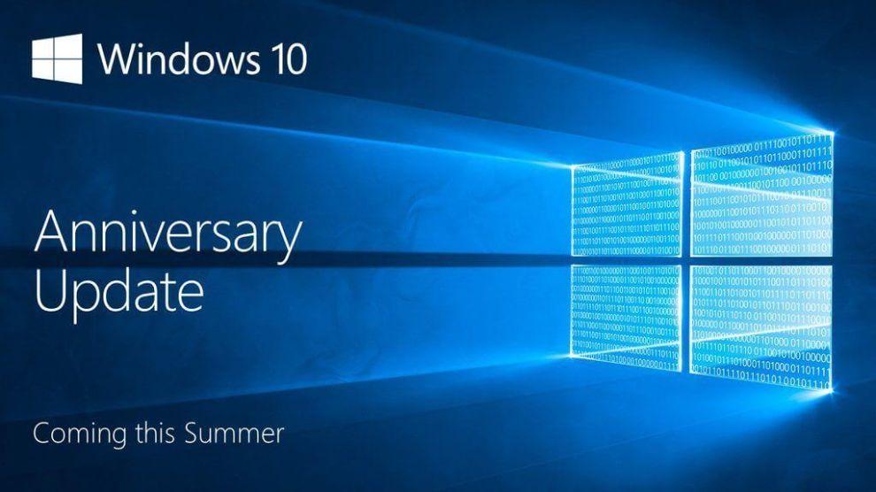 """Confira as novidades do Windows 10 """"Anniversary Update"""" 4"""