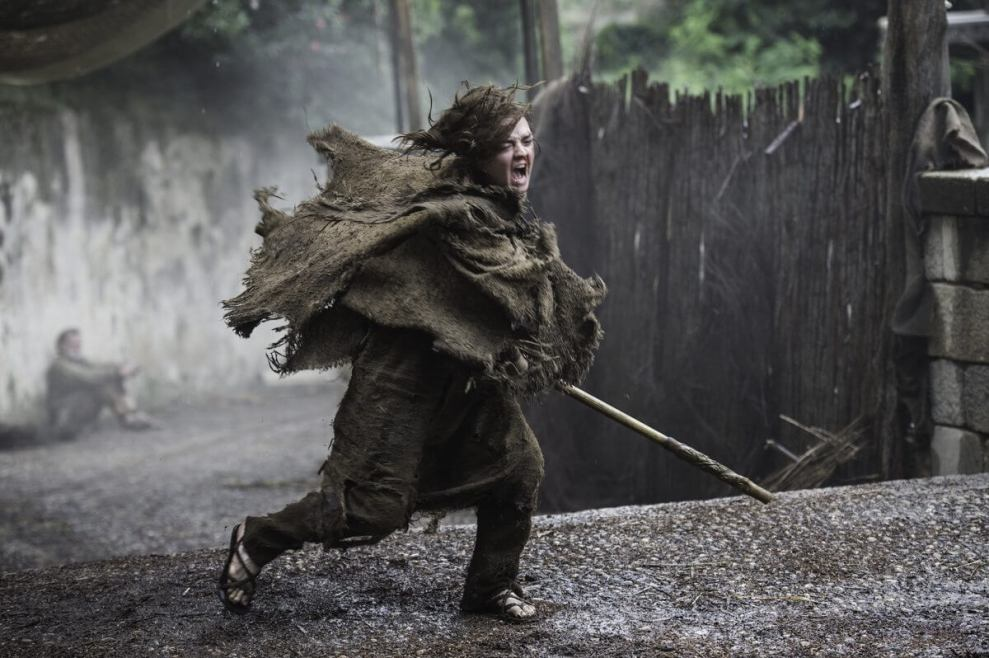 arya stark got 6x02 1 - Análise do episódio 6×02 de Game of Thrones: Home