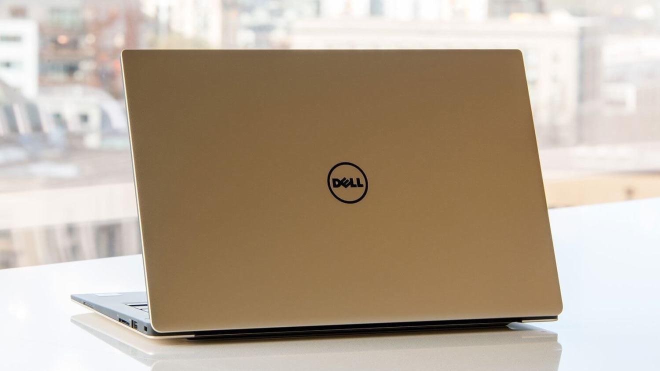 capa - Dell lança Inspiron 13 Série 7000 na versão dourada