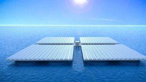 Engenheiros criaram plataformas que flutuam estáveis mesmo em mar agitado 8