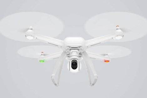 mi drone voando - Xiaomi lança drone com câmera 4K e sistema de pouso automático