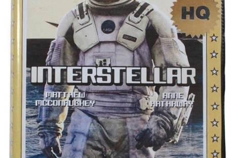 modern vhs interstellar - De volta para o passado: Cinéfilo adapta lançamentos do cinema em VHS