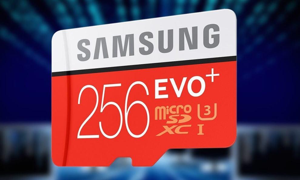 smt samsung evo plus capa - Samsung apresenta cartão microSD com a maior capacidade já produzida