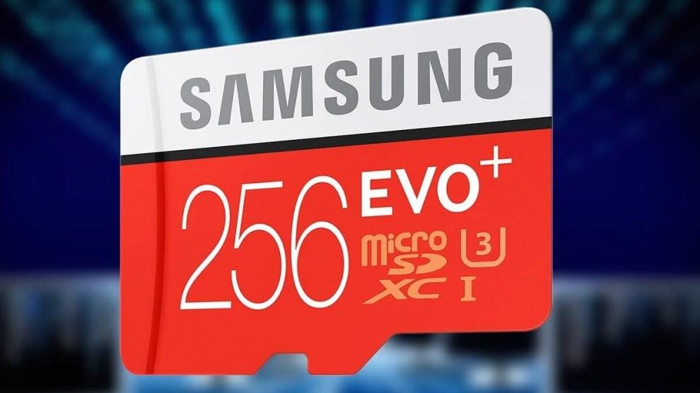 Samsung apresenta cartão microSD com a maior capacidade já produzida 6