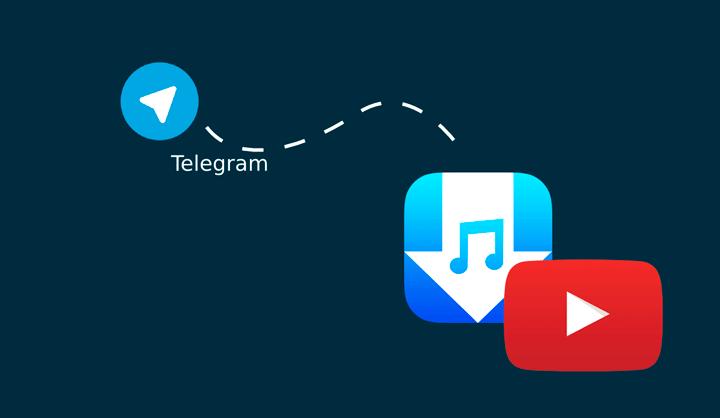 Para baixar vídeos do YouTube sem sair do Telegram usaremos o bot @utubebot.
