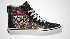 Nintendo lança linha de tênis inspirada em seus personagens 14