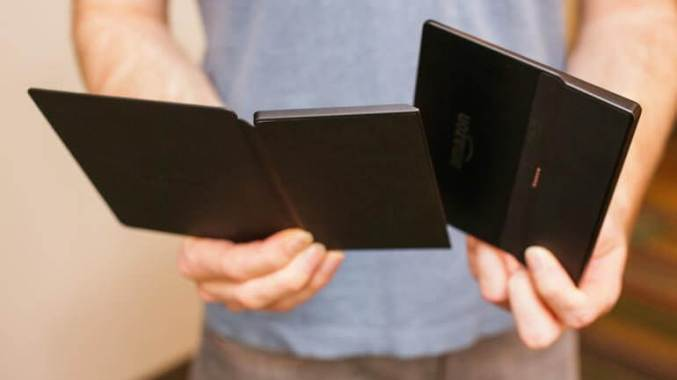 amazon kindle oasis capa4 - Review: Amazon Kindle Oasis