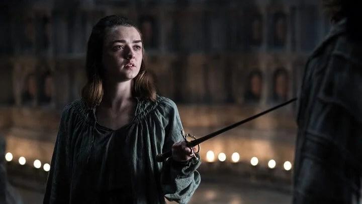 """arya stark game of thrones s06e08 no one - Game of Thrones S06E08: """"No One"""" ou """"Dias de uma punhalada esquecida"""""""