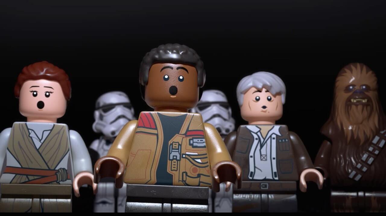 lego star wars the force awakens - E3 2016: Jogue agora a demo de LEGO Star Wars: O Despertar da Força