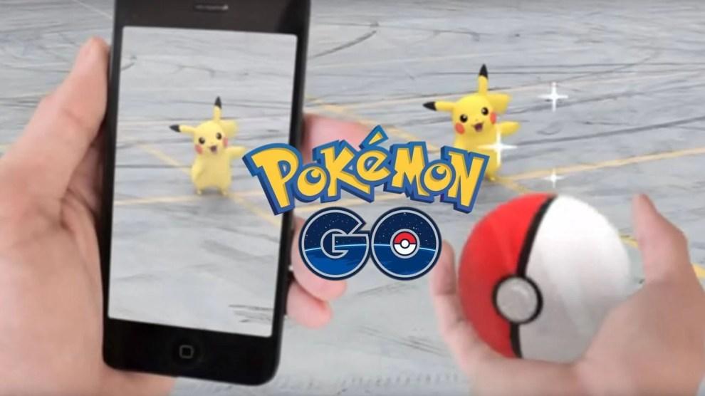 Pokémon Go chega em julho para iPhone e Android 6