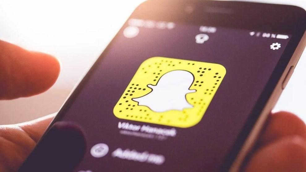 Fim da utopia: Snapchat começa a exibir anúncios publicitários 3