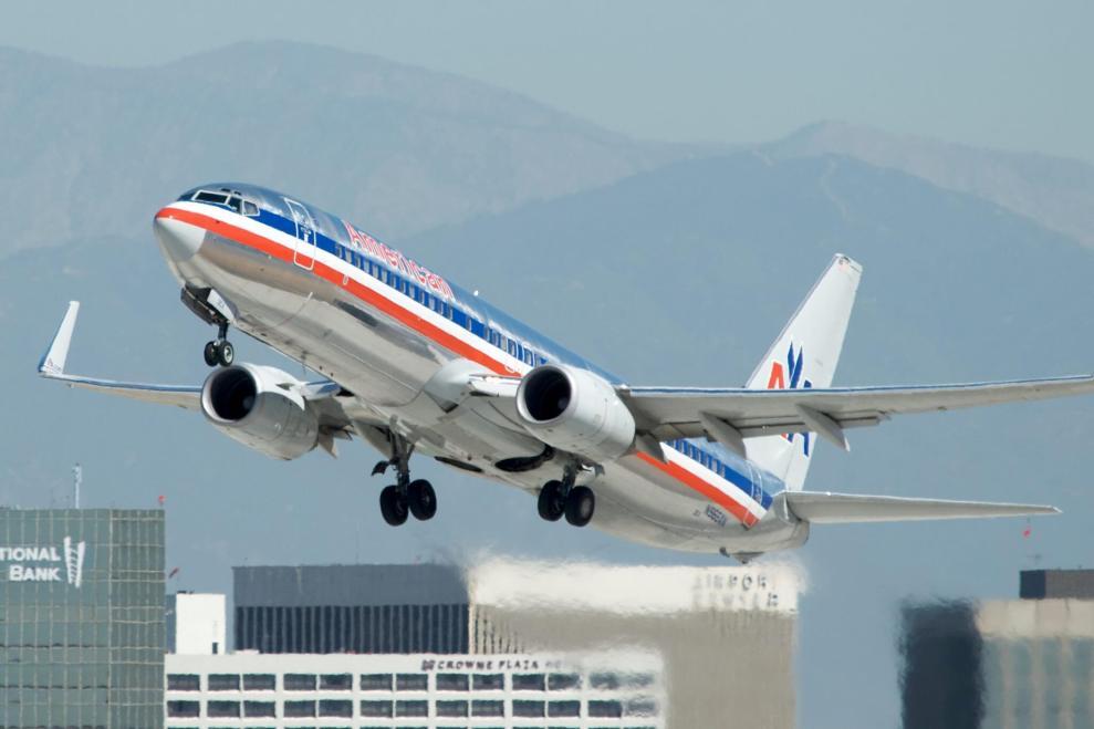 smt americanairlanes p2 - American Airlines oferecerá internet rápida durante voos