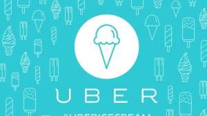 UberIceCream está de volta nesta sexta-feira 7